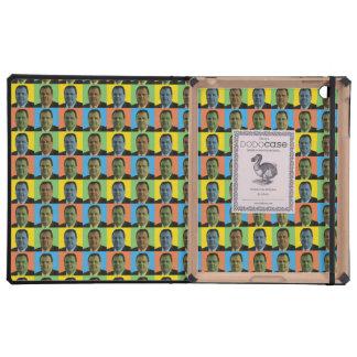 Estallido-Arte de Chris Christie iPad Carcasas