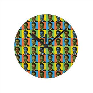 Estallido-Arte de Paul del rand Reloj
