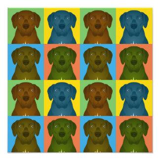 Estallido-Arte del dibujo animado del perro de Mas Arte Con Fotos