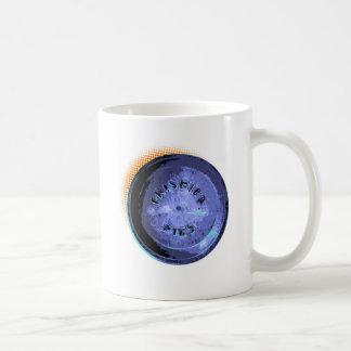 Estallido-Arte original de la lata de la empanada  Tazas De Café