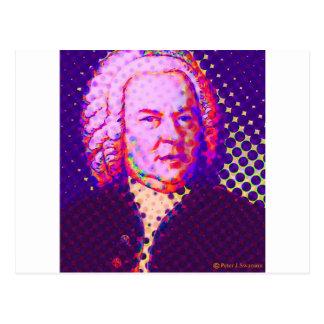 Estallido Bach Tarjetas Postales