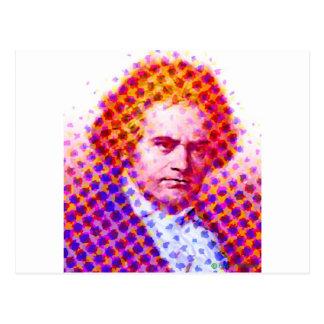 Estallido Beethoven Postales