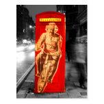 estallido LONDRES Postal