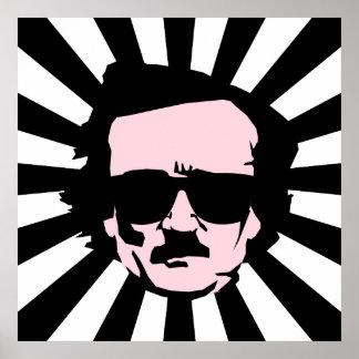 Estallido Poe Póster