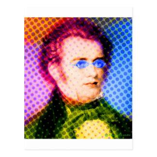 Estallido Schubert Postal