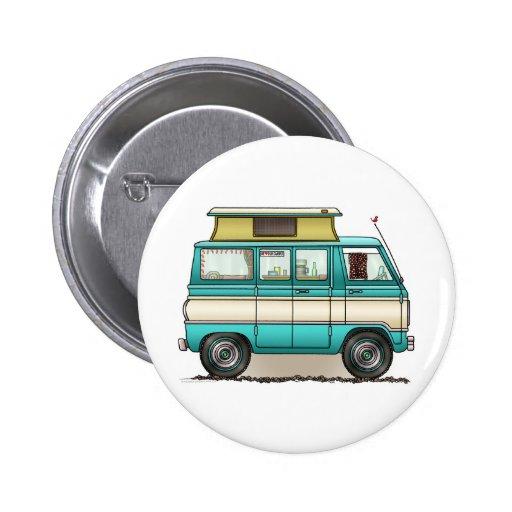 Estallido Van superior Camper Pin