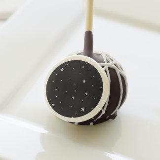 Estallidos de la torta de las estrellas de la
