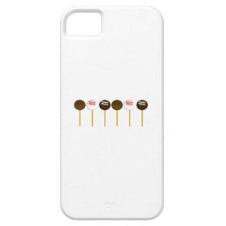 Estallidos de la torta iPhone 5 protector