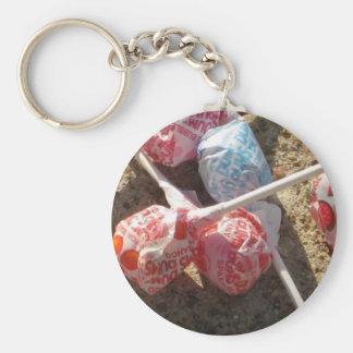 Estallidos de Lolli del caramelo Llaveros Personalizados