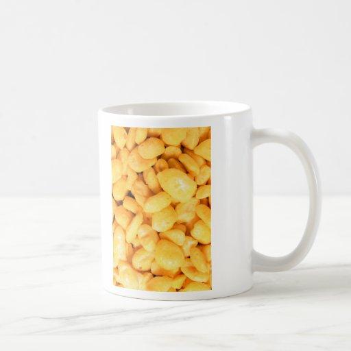 Estallidos del cereal tazas de café