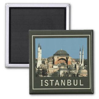 Estambul Hagia Sophia Imán Cuadrado