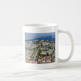 Estambul - Sultanahmet (taza de café)