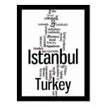 Estambul Turquía Postales