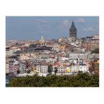 Estambul Turquía Tarjeta Postal