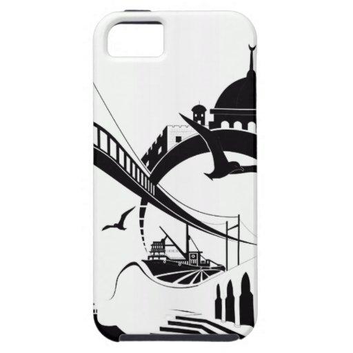 Estambul viva iPhone 5 Case-Mate carcasa