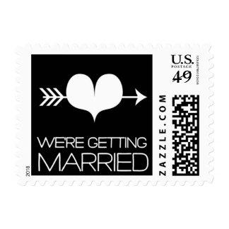 - Estamos consiguiendo casados - negro sentido Sellos