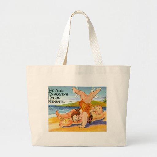 Estamos disfrutando de cada vintage minucioso de l bolsas