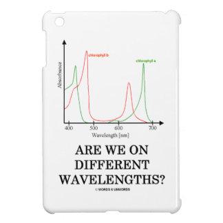 ¿Estamos en diversas longitudes de onda?