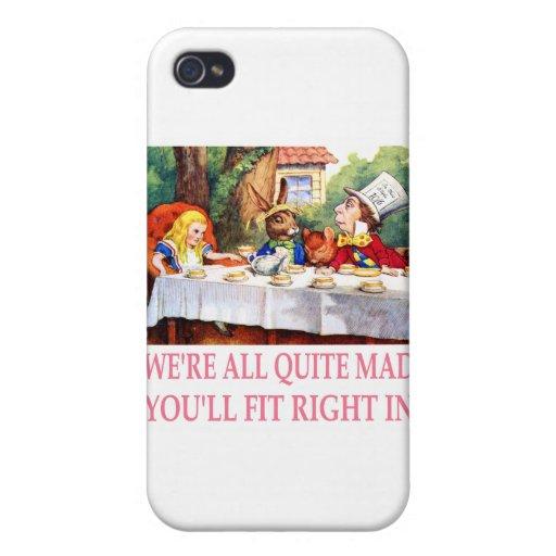 ¡Estamos todo el muy enojados, usted cabremos a la iPhone 4 Cárcasa