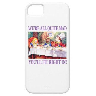 Estamos todo el muy enojados, usted cabremos a la iPhone 5 funda