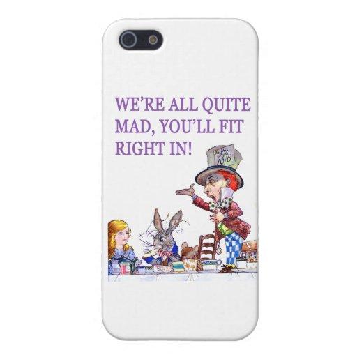 ¡Estamos todo el muy enojados, usted cabremos a la iPhone 5 Fundas