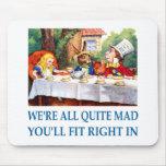 ¡Estamos todo el muy enojados, usted cabremos a la Tapetes De Raton