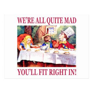 ¡Estamos todo el muy enojados, usted cabremos a la Postales