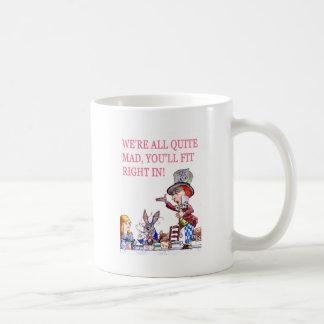 ¡Estamos todo el muy enojados, usted cabremos a la Taza De Café