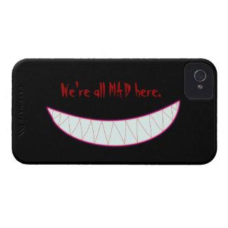 Estamos todos enojados, aquí iPhone 4 cárcasa
