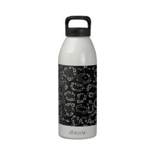 Estampado de animales botellas de beber