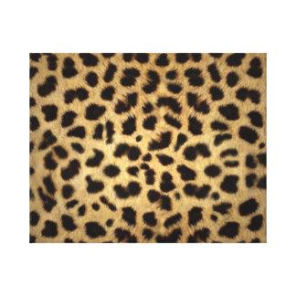 Estampado de animales de Jaguar Impresión En Tela