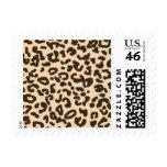 Estampado de animales del leopardo del color de la sellos