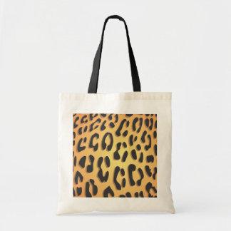 Estampado de animales, guepardo manchado - bolsa tela barata