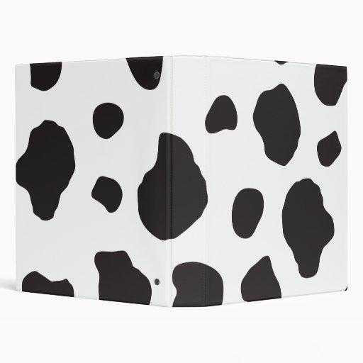 """Estampado de animales (impresión) de la vaca, carpeta 1"""""""