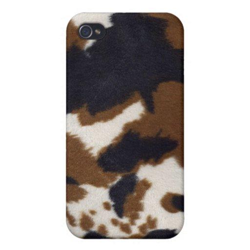 Estampado de animales iPhone 4/4S funda