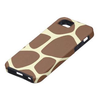 Estampado de animales modelo de la jirafa - amar
