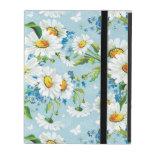 Estampado de flores brillante hermoso elegante 2 iPad cárcasas