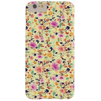 Estampado de flores delicado funda barely there iPhone 6 plus