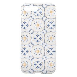 Estampado de flores fundas para iPhone 7 plus