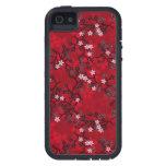 Estampado de flores oriental multicolor #7 iPhone 5 Case-Mate protector