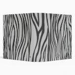 estampado de zebra