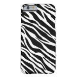 Estampado de zebra - caso del iPhone 5