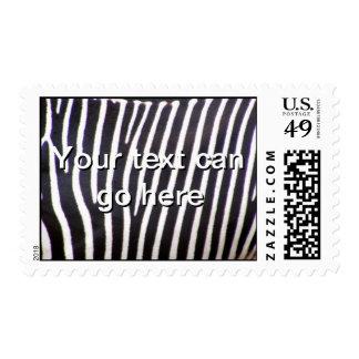 Estampado de zebra envio