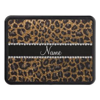 Estampado leopardo conocido de encargo del brillo  tapas de remolque