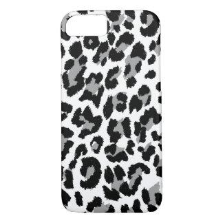 Estampado leopardo de PixDezines Funda iPhone 7