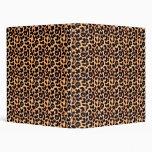 Estampado leopardo, estampado de animales