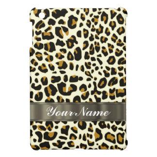 estampado leopardo iPad mini protectores