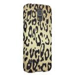Estampado leopardo fundas para galaxy s5