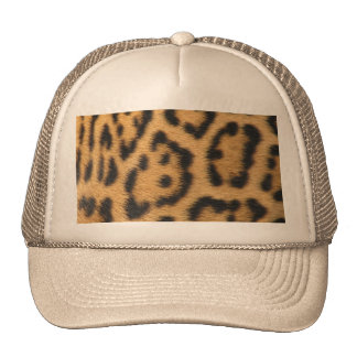 Estampado leopardo gorras