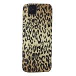 Estampado leopardo iPhone 4 protectores